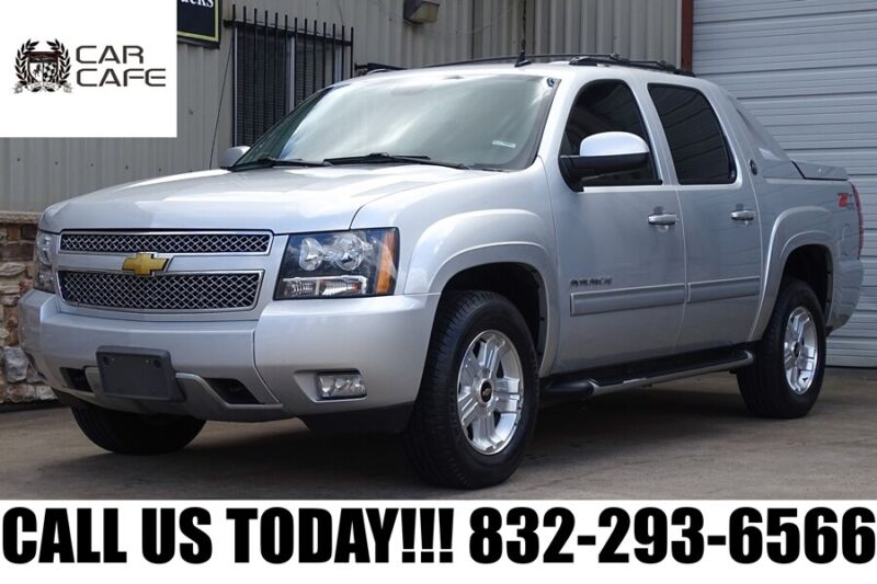 Image 1 Voiture American used Chevrolet Avalanche 2013
