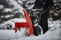 Looking for snow removal? Excellent prices and services.