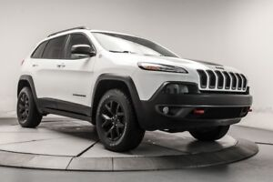 2015 Jeep Cherokee TRAILHAWK 4WD CUIR, CAMERE, BLUETOOTH