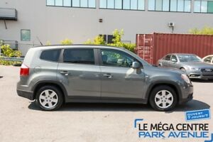 2012 Chevrolet Orlando 2LT, GROUPE ELECTRIQUE, AIR CLIMATISEE