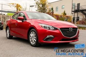 2015 Mazda Mazda3 GS BLUETOOTH, CAMERA, GROUPE ELECTRIQUE