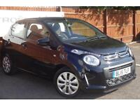 CITROEN C1 1.2 PureTech Airscape Feel (caldera black metallic) 2015