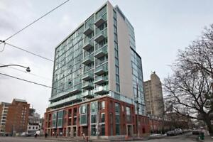 MODERN 1BD+DEN CONDO LOFT available for RENT in Downtown Toronto