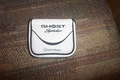- NEW Taylor Made Ghost Spider Itsy Bitsy Center Shafted Mallet Putter Headcover