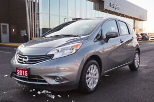 2015 Nissan Versa Note Nissan Connect,Hands Free Text Assist