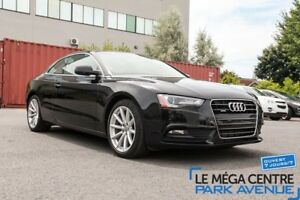 2014 Audi A5 2.0 Progressiv, AWD, BLUETOOTH