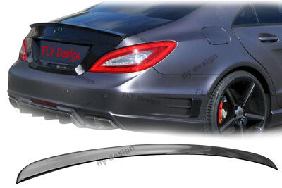AMG ABS Spoiler Mercedes-Benz CLS Sport-Paket Flügel Lippe-Typ A Schwarz 197