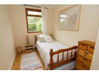 Fully furnished single bedroom outside Kennington station