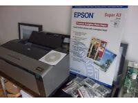 Epson 1900 A3+ Photograph printer