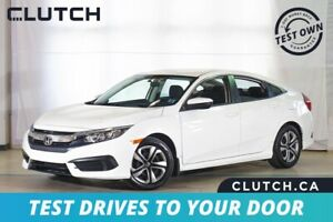 2017 Honda Civic LX $73 Weekly OAC