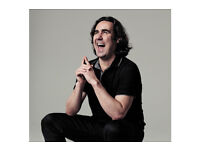 2 Micky Flanagan tickets for Kings Lynn Corn Exchange 7 February 2017