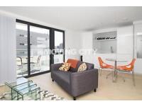 Studio flat in Kensington Apartments, Aldgate, E1