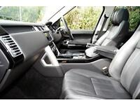 Land Rover Range Rover SDV8 AUTOBIOGRAPHY (black) 2014-11-26