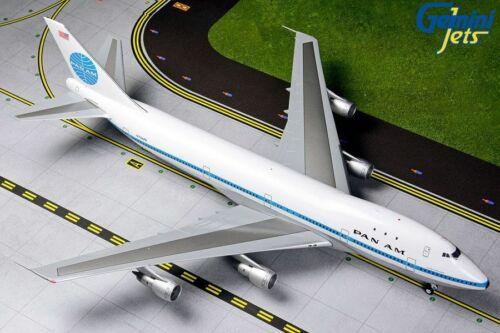 GEMINI200 (G2PAA790) PAN AM 747-100 1:200 SCALE DIECAST METAL MODEL