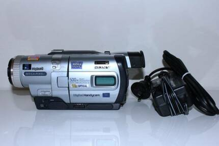 Sony Handycam DCR-TRV730E Digital8 Hi8 8mm video8 tape Camcorder Sydney City Inner Sydney Preview