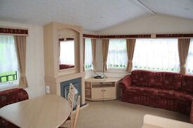 2007 Willerby Richmond holiday home static caravan, Hoburne Devon Bay Paignton
