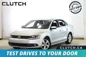 2014 Volkswagen Jetta 2.0 TDI Comfortline Finance for $63 Weekly