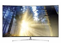 65 inch Samsung Curved TV