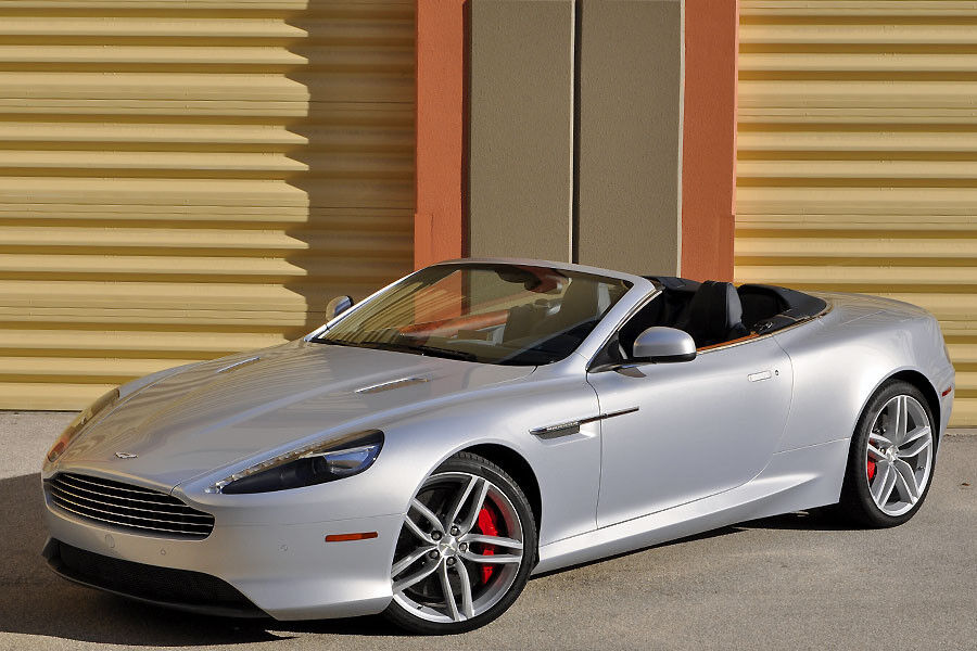 2012 Aston Martin Virage Volante V12 Low Miles!! Serviced!! Trades Welcomed!!