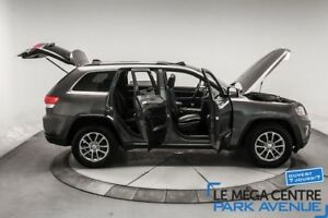 2014 Jeep Grand Cherokee Limited, CUIR, TOIT, BLUETOOTH, MAGS