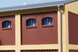 Auhagen-80218-ESCALA-H0-ventana-M-Azul-NUEVO-EN-EMB-orig