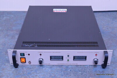 Glassman High Voltage Series Ek Power Supply Pfek02r300-115