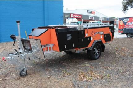 Off Road Hard Floor Camper Trailer. PMX Albany Demo Sale on Now! Canning Vale Canning Area Preview