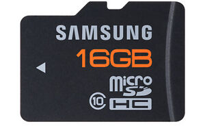 Samsung 16GB micro SD SDHC class10 Full HD Flash 16G memory card microSD Genuine