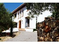 South of Spain, Stunning holiday villa near Granada. Large pool and amazing views. Sleep 8