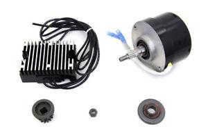 Complete Alternator Generator Conversion Kit,for Harley Davidson motorcycles,...