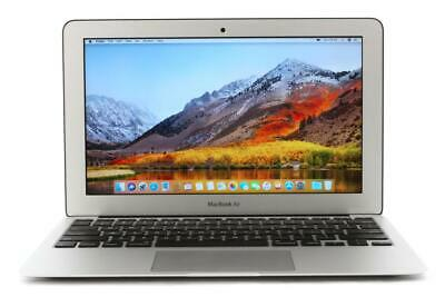 "Apple MacBook Air 2014 11 inch i5 1.3GHz 11"" 4GB RAM, 128GB SSD"