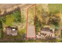 Building Plot with Full Planning Permission for sale by Stanley, Perth