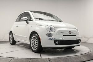 2013 Fiat 500 LOUNGE - MAGS, BLUETOOTH