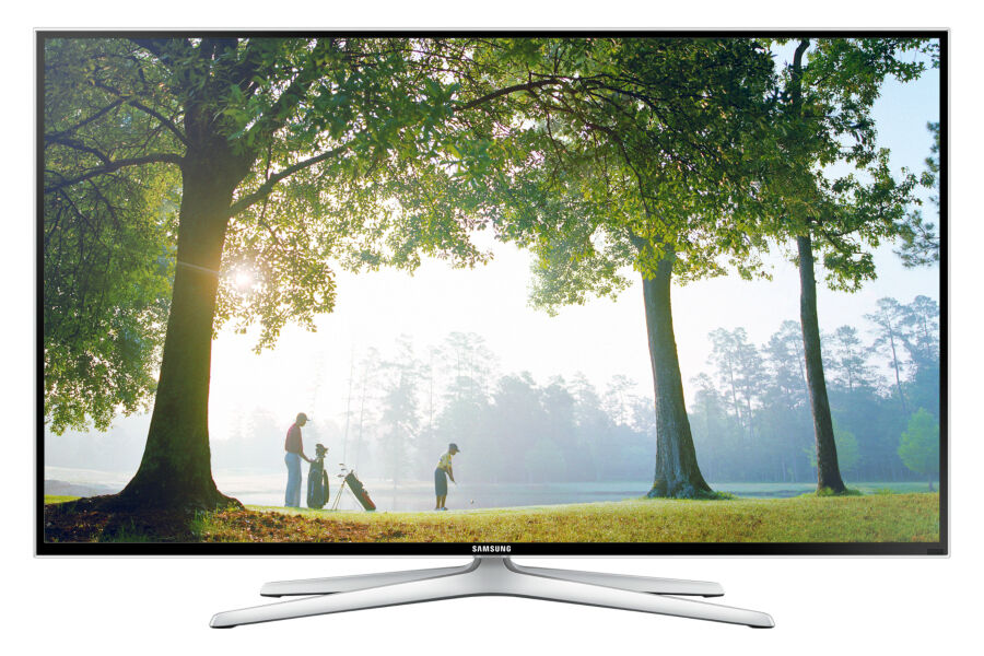 Samsung's 2014 3D LED Flat Screen TV