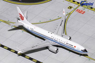 Air China (Gemini Jets 1:400 Scale Air China Boeing 737 MAX 8 B-1396 GJCCA1706 )