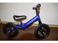 Balance bike - wheels 11 inches