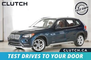2015 BMW X1 xDrive28i Finance for $76 Weekly OAC