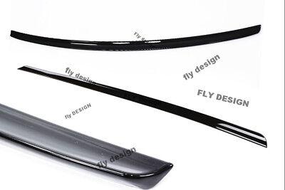 Mercedes CL Abrisskante C215 Heckspoilerlippe Spoiler Diffusor Heckklappe Lippe