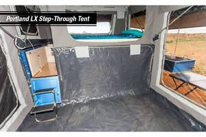 Latest Step Through Off Road Camper. Portland LX on show now Canning Vale Canning Area Preview