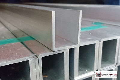 Aluminium U-Channel Capping Profile For Aluminium Dropside Planking End Cap