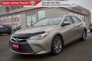 2015 Toyota Camry Hybrid XLE FULLY LOADED, SUPER RARE!