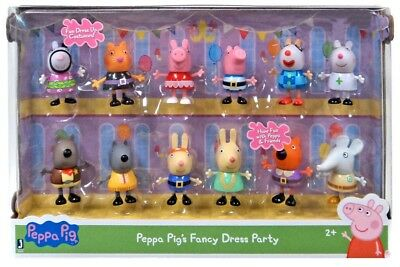 Peppa Pig Fancy Dress Party Exclusive Figure - Peppa Pigs Halloween Party