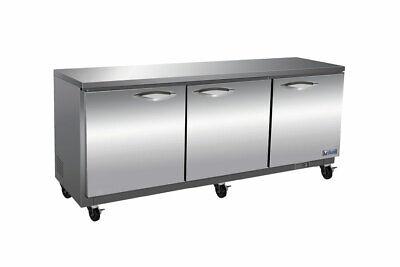 Mvp Group Ikon Iuc72r Refrigerator Undercounter Reach-in