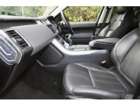 Land Rover Range Rover Sport SDV6 HSE DYNAMIC (black) 2014-10-25