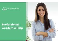 Professional academic writers' help in editing of Essays, Research Papers, Articles, Courseworks