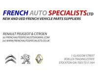 Renault Scenic & Grand II Passenger Side N/S Rear Window Regulator Motor 2003-09
