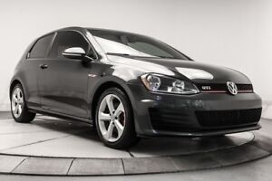 2015 Volkswagen Golf GTI CPE MAGS, BLUETOOTH, BANCS CHAUFFANTS