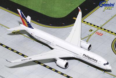 Gemini Jets 1 400 Scale Philippine Airlines Airbus A350 900 Rp C3501 Gjpal1753