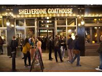 Sous Chef at Shelverdine Goathouse - salary £21-£24k depending on experience