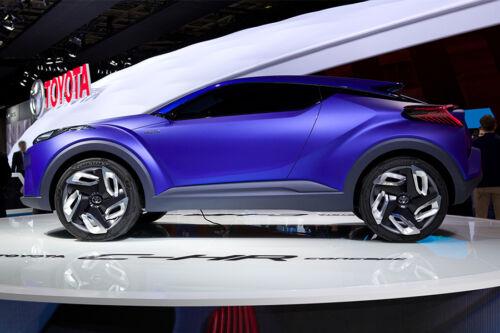 Next-Gen Green Cars Get Sleeker Style